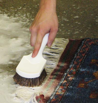 Fringe Cleaning