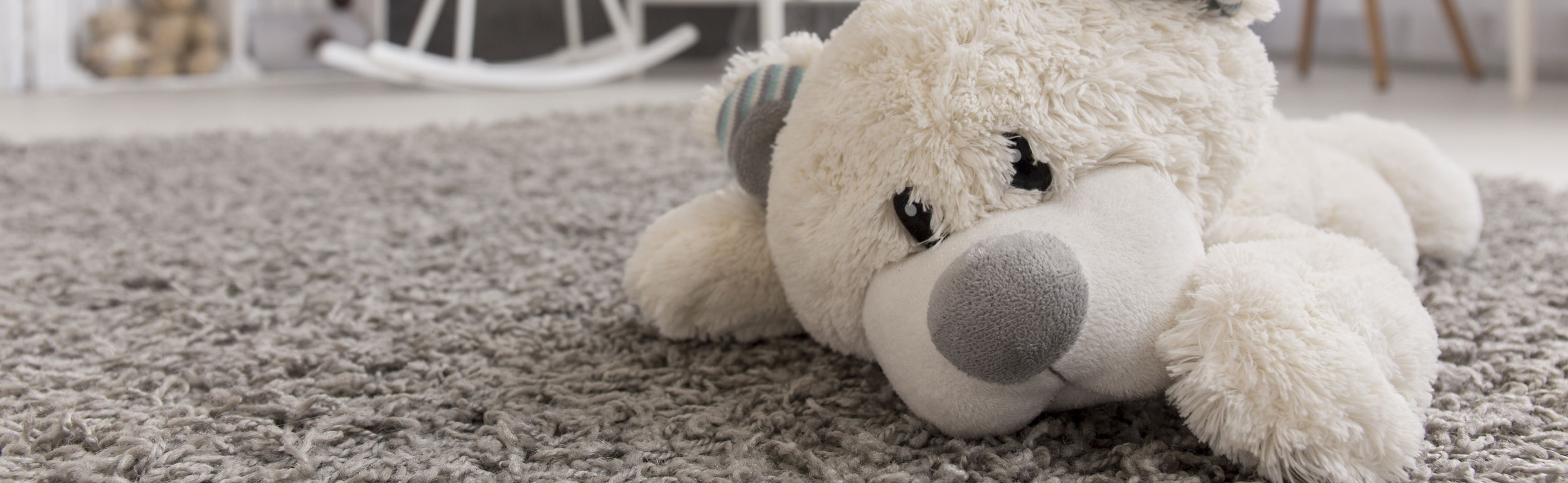 In home carpet cleaning at Horrigan Cleaners